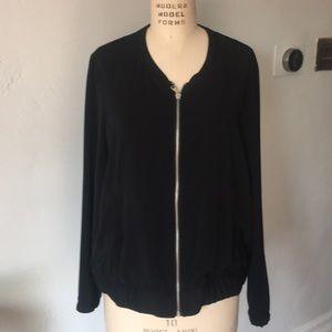 Style&Co bomber jacket